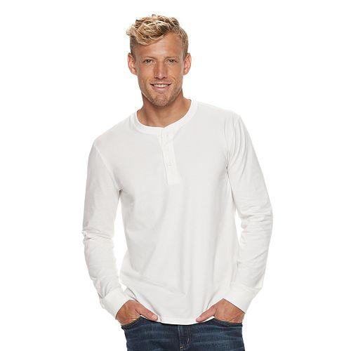 Men's SONOMA Goods for Life™ Supersoft Henley