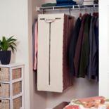 Household Essentials Cedar Stow Hanging/Free-Standing Garment Bag