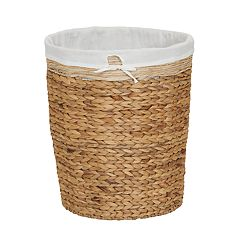 Household Essentials Water Hyacinth Hamper