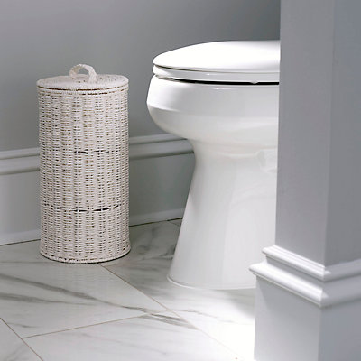 Household Essentials Paper Rope Toilet Paper Holder