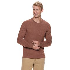 Men's SONOMA Goods for Life™ Slim-Fit Supersoft Pocket Tee