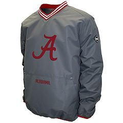 Men's Franchise Club Alabama Crimson Tide Postgame Pullover