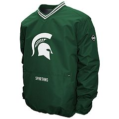 Men's Franchise Club Michigan State Spartans Postgame Pullover