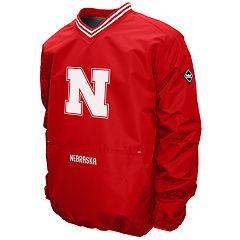 Men's Franchise Club Nebraska Cornhuskers Postgame Pullover