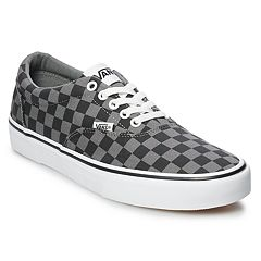 88f41328ea04ef Vans Doheny Men s Checkerboard Skate Shoes