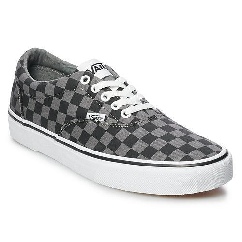 06532c182dbcb Vans Doheny Men s Checkerboard Skate Shoes