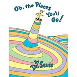 Dr. Seuss Oh, The Place You'll Go Book