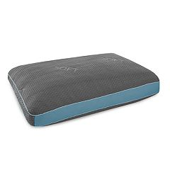 Sensorpedic Memory Foam & Gel Fiber Density Pillow