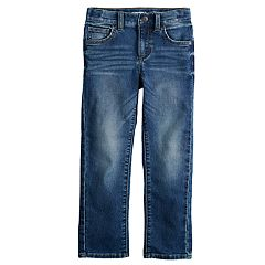 Boys 4-12 SONOMA Goods for Life™ Straight Comfort Knit Jeans in Regular, Slim & Husky