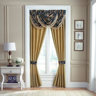 Croscill 2-pack Calice Window Curtains