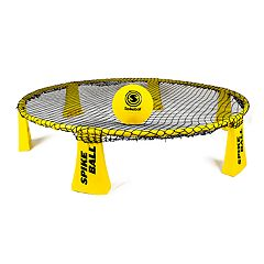 Spikeball Rookie Set: Large Net & Ball for Better Rallies & Spikes