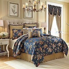 Croscill 4-piece Calice Comforter Set