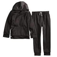 Boys 4-12 Jumping Beans® Active Hoodie & Pants Set