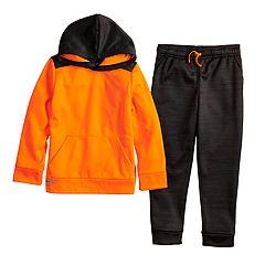 Boys 4-12 Jumping Beans® Active Hoodie & Pants Set