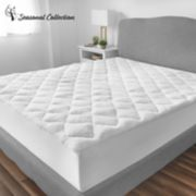 SensorPEDIC All Seasons Reversible Mattress Pad