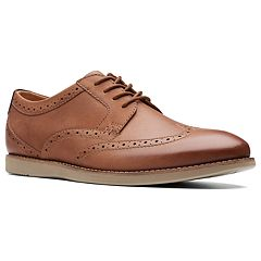 Clarks Raharto Wing Men's Wingtip Oxford Shoes