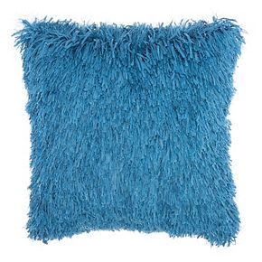 Studio NYC Collection Shag Throw Pillow by Mina Victory