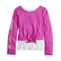a120d04b5 Girls T-Shirts Kids Long Sleeve Tops