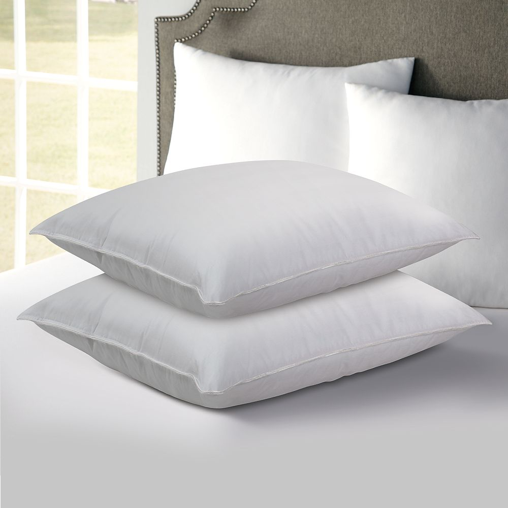 Hotel Laundry 2-pack Down-Alternative Pillows