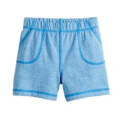 Baby Boy Jumping Beans® Heathered Shorts