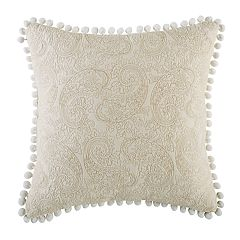 Croscill Cela Square Throw Pillow