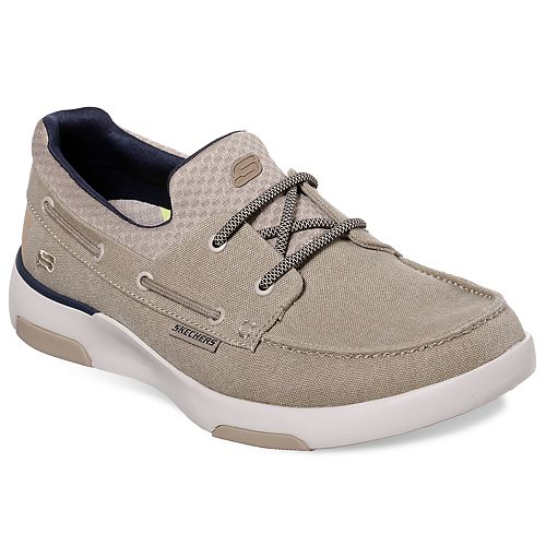 Skechers Garmo Men's Boat Shoe Loafers