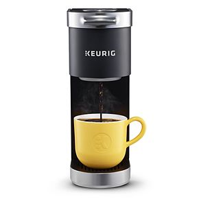 Keurig® K-Mini Plus® Single-Serve K-Cup Pod® Coffee Maker, Stores up to 9 K-Cup® Pods