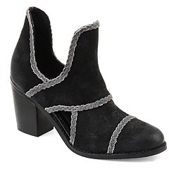 Journee Signature Courtny Women's Ankle Boots