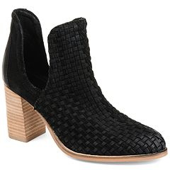 Journee Signature Kevona Women's High Heel Ankle Boots
