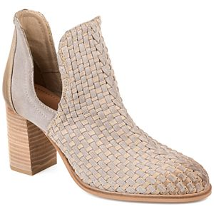 Journee Signature Kevona Women's Ankle Boots