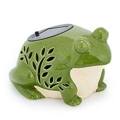 SONOMA Goods for Life™ Solar Light-Up Frog Table Decor