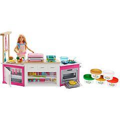 Barbie Ultimate Kitchen Set
