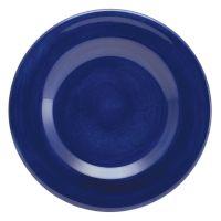 Corsica Round Cobalt Dinner Plate