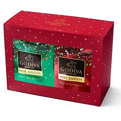 Godiva Holiday Hot Cocoa Variety Gift Pack