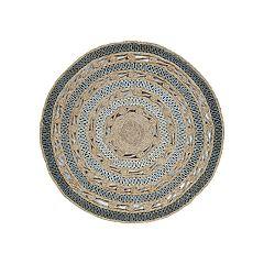 Couristan Ombre Round Doormat - 48' x 48'
