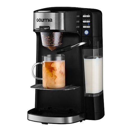 Gourmia 6-in-1 Single Serve Coffee Maker