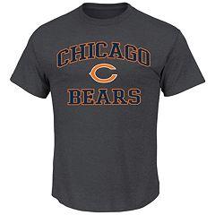 Men's Chicago Bears Heart and Soul III Tee
