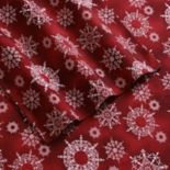 Festive Flannel Sheet Set