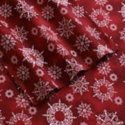 Festive Flannel Sheet Set