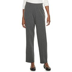 Women's Cathy Daniels Pull-On Straight Leg Pants