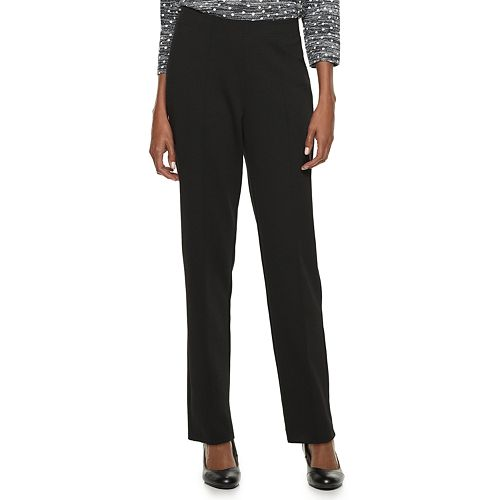 Women's Cathy Daniels Pull-On Knit Pants