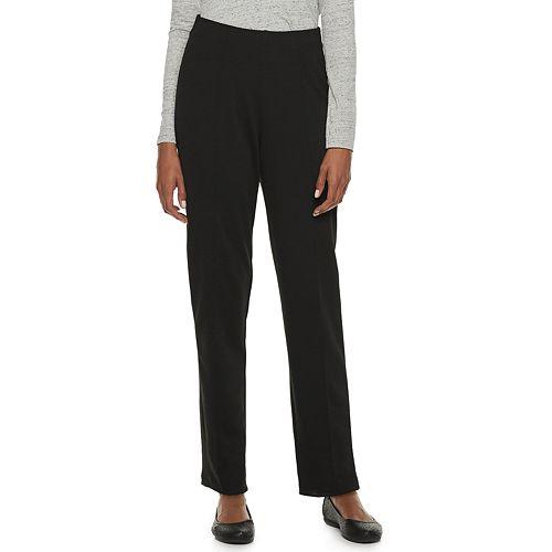 2afda841760 Women s Cathy Daniels Pull-On Straight Leg Pants