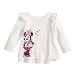 Disney's Minnie Mouse Baby Girl Swing Top by Jumping Beans®