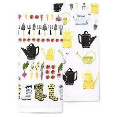 Celebrate Spring Together Garden Kitchen Towel 2-pack