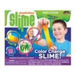Nickelodeon Color Change Slime