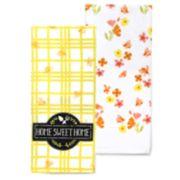 Celebrate Spring Together Homegrown Kitchen Towel 2-pack