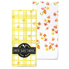 Celebrate Spring Together Homegrown Kitchen Towel 2-pack