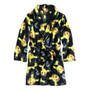 Boys 6-12 Star Pokemon Pikachu Robe