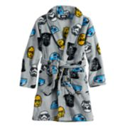 Boys 6-12 Star Wars Plush Robe
