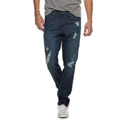 Men's Urban Pipeline™ Slim-Fit Destructed Jeans